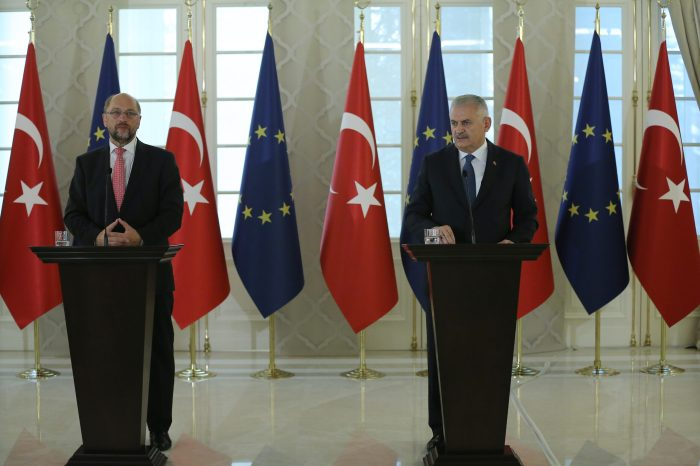 EU - Turkey Relations on the Brink?