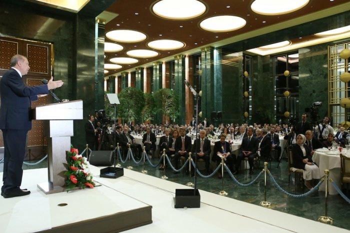 Turkey to renew governing mechanisms after referendum