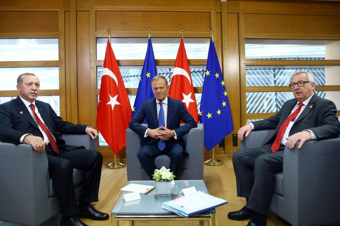 EU-Turkey Relations Held Together by Mutual Interest