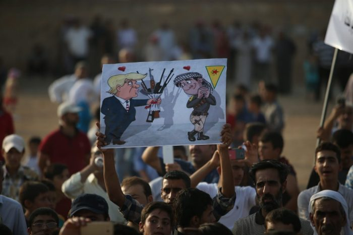 The US has no long-term policy in northern Iraq