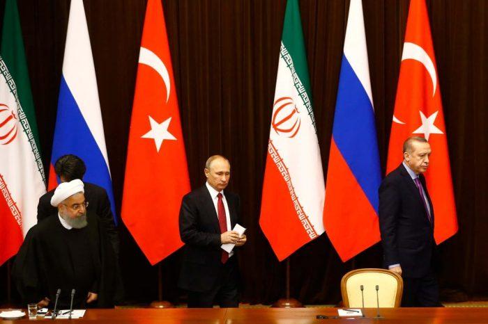 The Sochi agreement, Washington's response