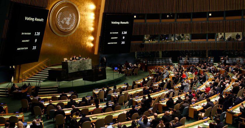UN Resolution on Jerusalem