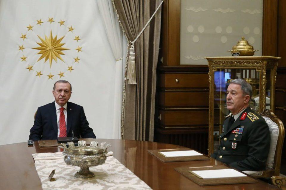 Turkey's military action against YPG inevitable