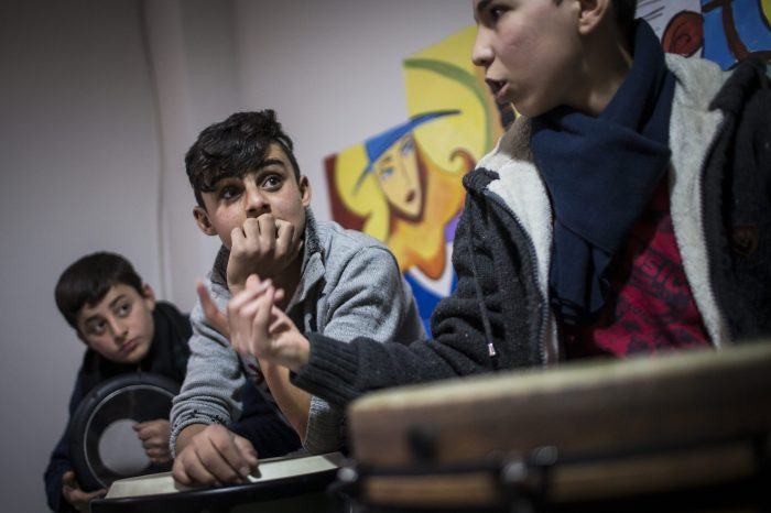 Syrian Refugees in Turkey Need More International Support
