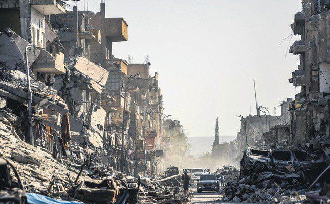Short-term solutions deepen Syrian chaos