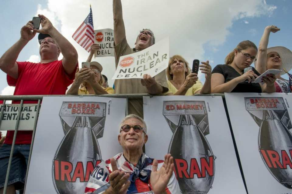 Pulling Out of the Nuclear Deal: Towards a New Status Quo with Iran?