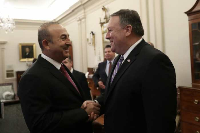 Bilateral plans for Syria raise hopes for US-Turkish relations