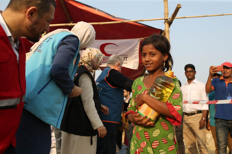 Turkey's Humanitarian Role in the Rohingya Crisis - SETA at