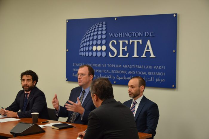 Roundtable Discussion on the Current State of U.S.-Turkey Relations