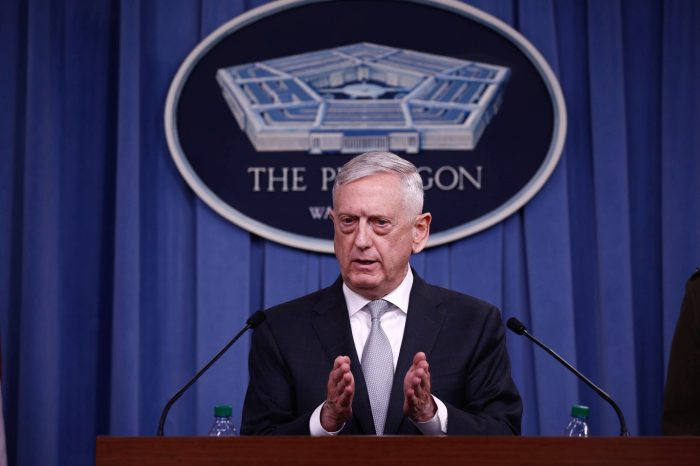The Shifting U.S. Policy on Syria