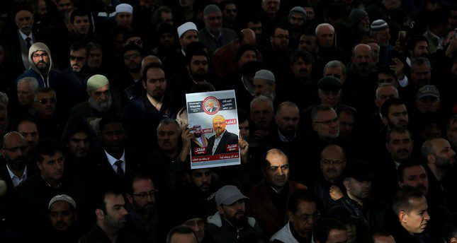 US skepticism on crown prince's role in Khashoggi case