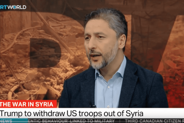 Turkey's YPG concerns contributed to Trump's Syria decision - interview with TRT World