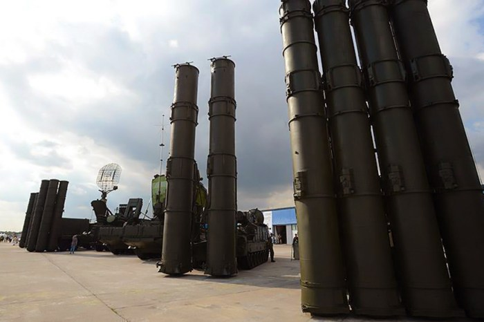 S-400 deal shaping Turkey-US negotiations