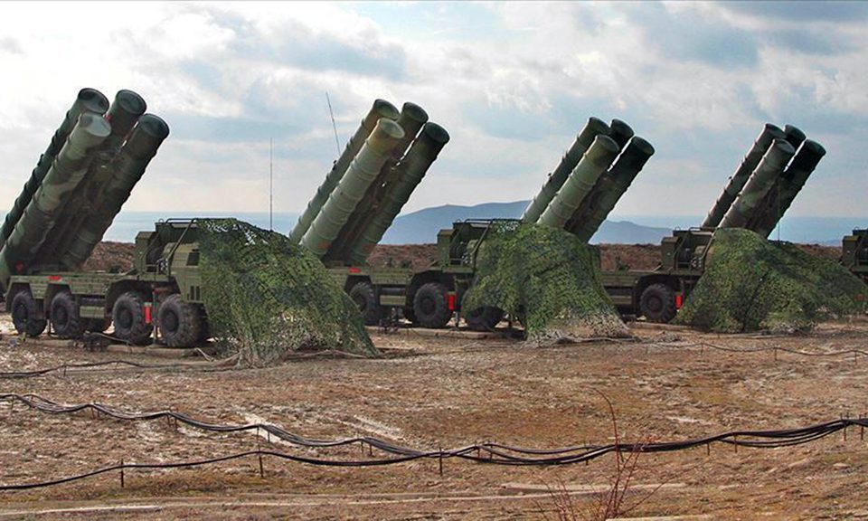 S-400 a critical juncture in Turkey-US partnership