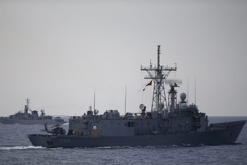 Turkey's Mediterranean Policy