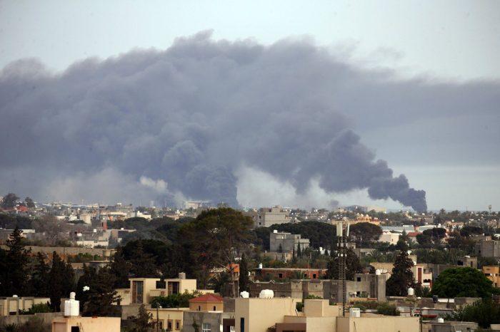 The Libyan crisis, quo vadis?