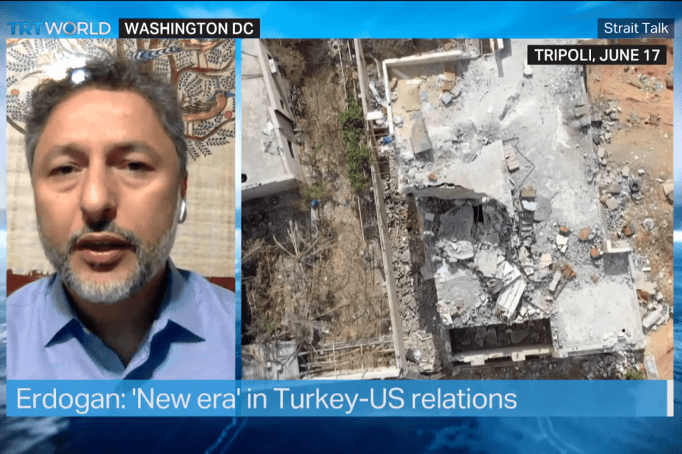 A New Era For Turkey-US Ties?: Interview With TRT World