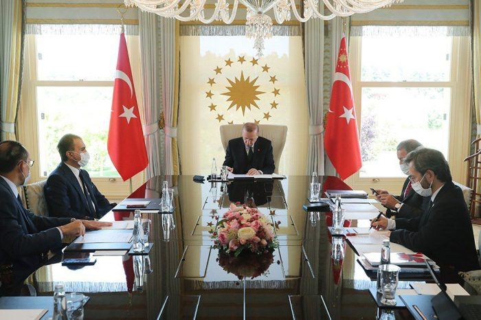 Emerging power vacuums and Turkey's new activism