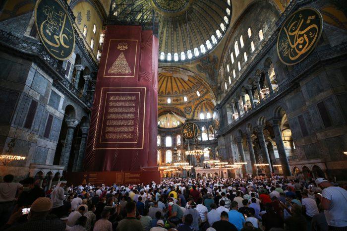 Event Summary: The Restoration of Ayasofya's (Hagia Sophia) Mosque Status