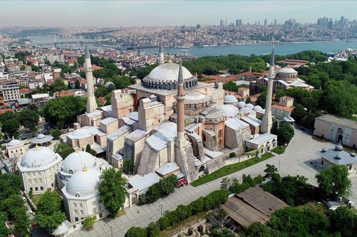 A moment of peace: The Hagia Sophia decision