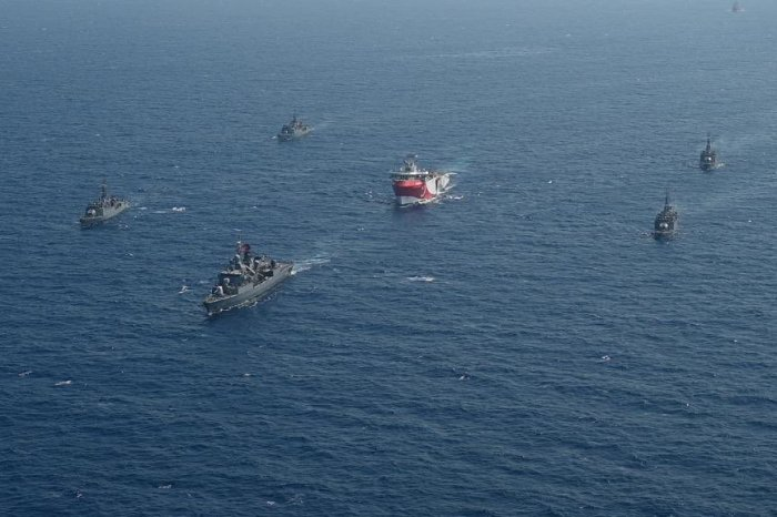 Turkey in the Eastern Mediterranean: Maritime Disputes and Geopolitical Competition