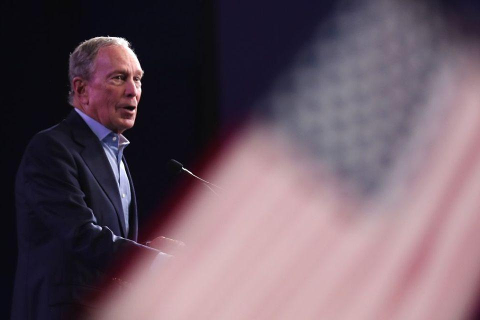 Bloomberg Florida'da Biden İçin 100 Milyon Dolar Harcayacak