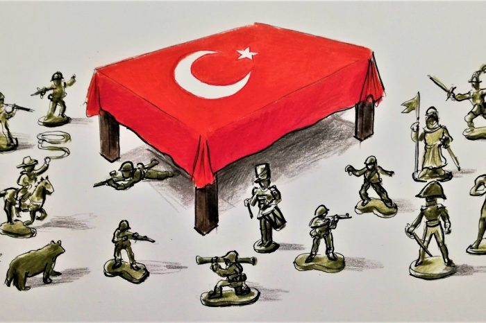 There is no solution without Turkey