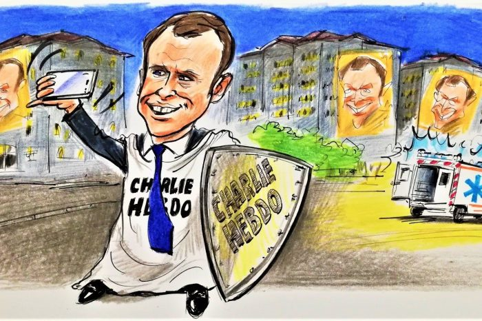 Europe's test with Macron