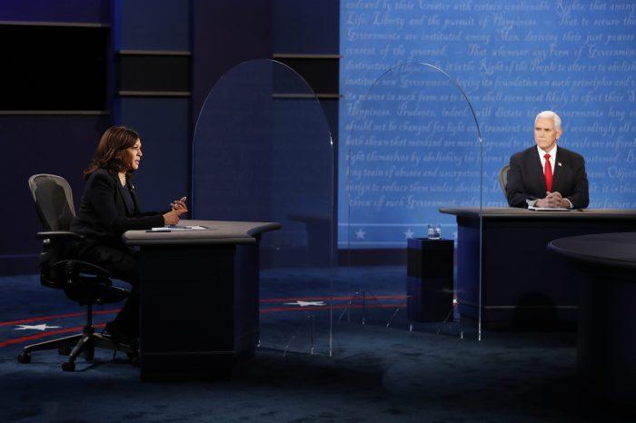 Başkan Yardımcısı Adayları Pence ve Harris Tartıştı