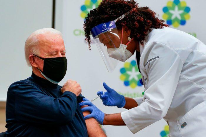 Kabinesini Oluşturmaya Devam Eden Biden Covid-19 Aşısı Oldu