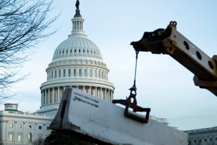 Capitol protests: The state of the union