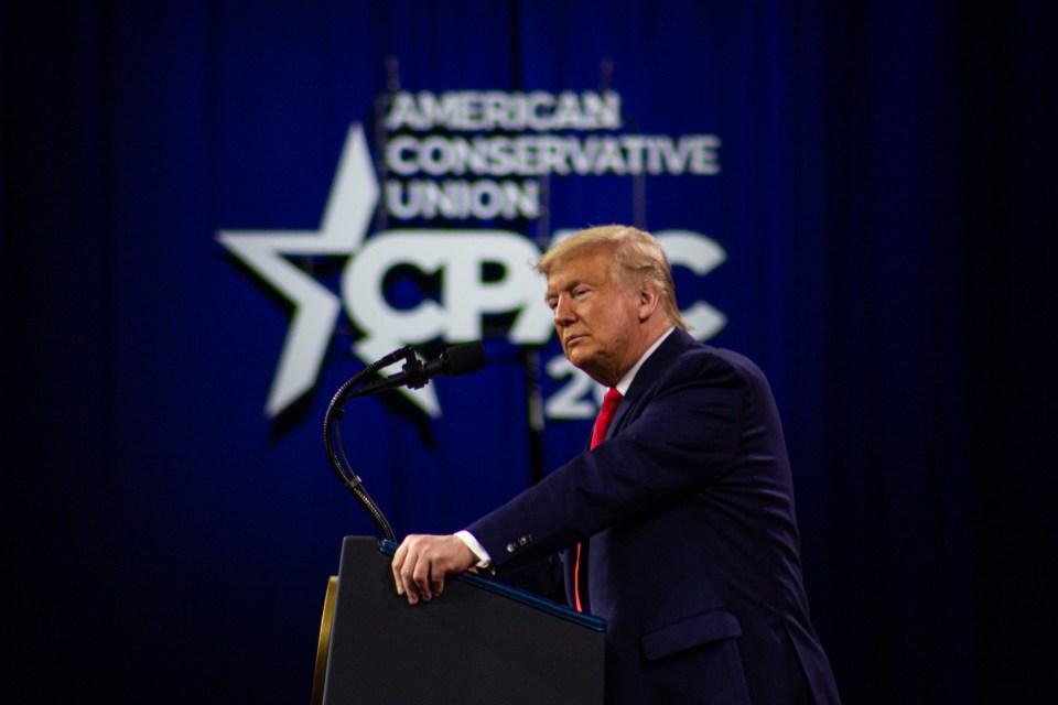 Cumhuriyetçi Parti'de Trump Tartışmaları | The SETA Foundation at  Washington D.C.
