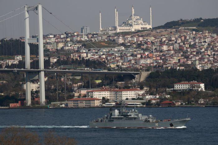 Turkey's busy diplomatic agenda: Egypt, Ukraine, Libya