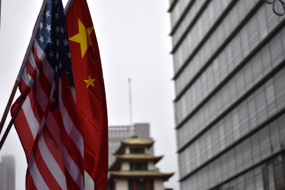 US-China technology war looming on the horizon