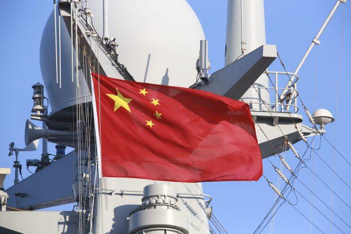 Güney Çin Denizi'nde ABD-Çin Gerilimi