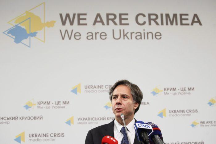 Donbas'da Tansiyon Yükseldi, ABD'den Ukrayna'ya Destek Açıklaması