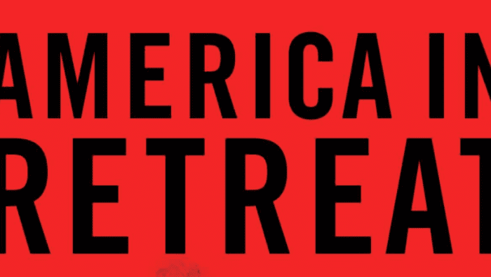 Book Discussion: America in Retreat