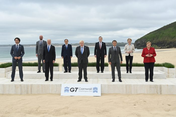 Biden G-7 ve NATO Zirveleri İçin Avrupa'da