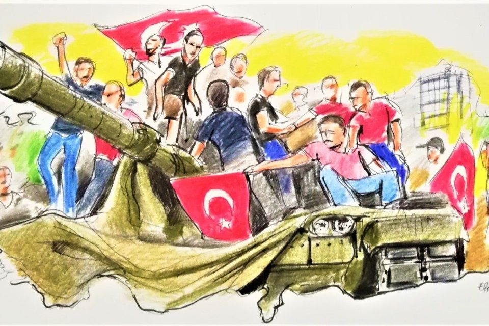 Remembering Turkey's July 15 coup attempt