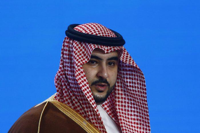 Suudi Prens Halid Bin Selman Washington'a Resmi Ziyaret Gerçekleştirdi