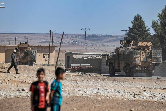 Turkey's foreign policy normalization and Syria