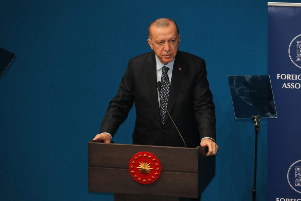 A Private Reception with His Excellency Recep Tayyip Erdoğan, President of the Republic of Turkey