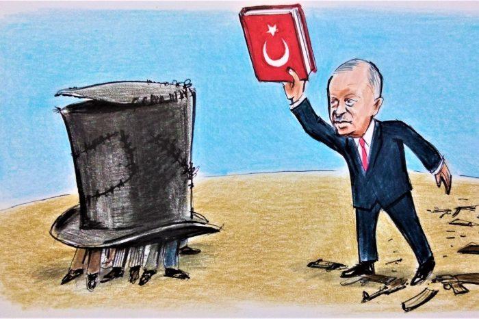 Erdoğan vs opposition: New constitution, Kurdish question