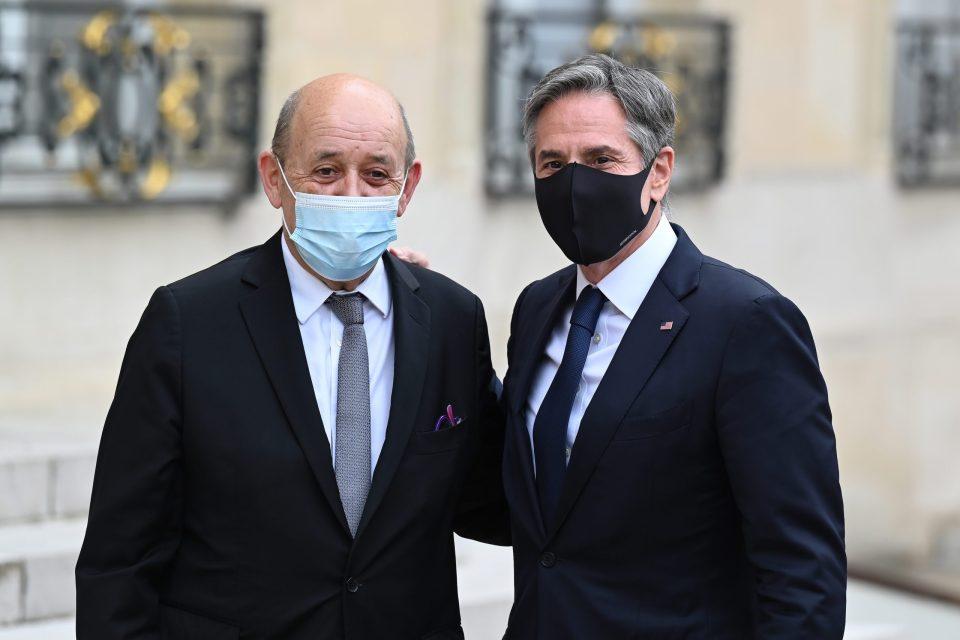 Blinken Paris'i Yatıştırma Turunda