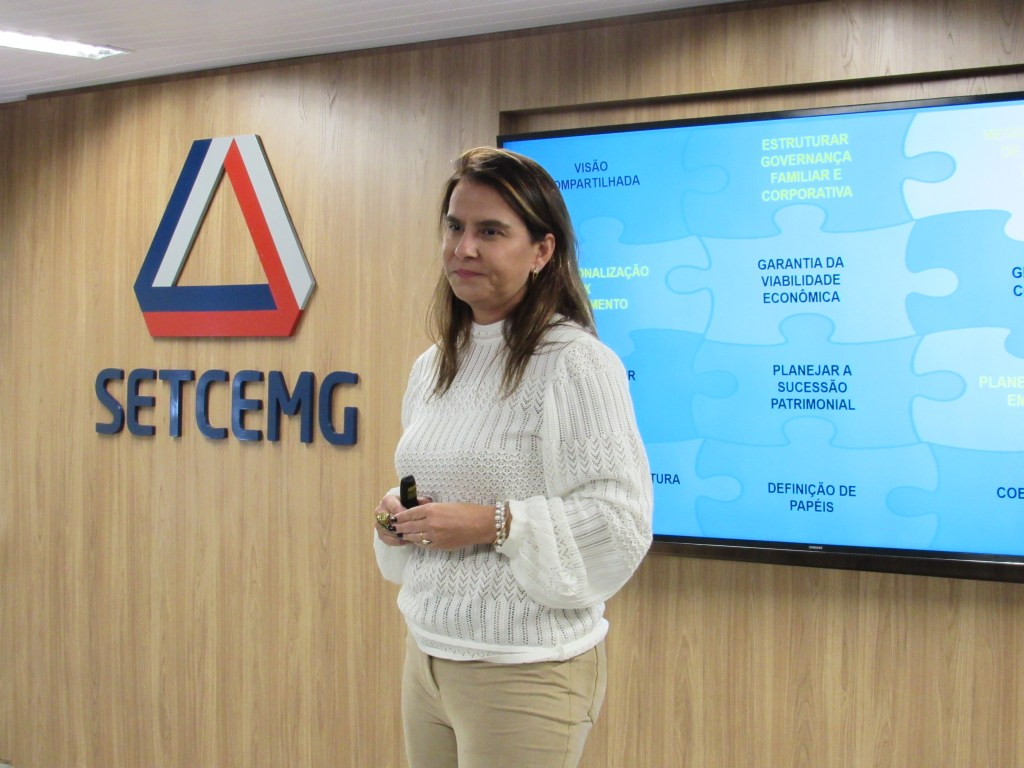 Juliana Costa Gonçalves, especialista em sucessão familiar e Partner Kfamily Business