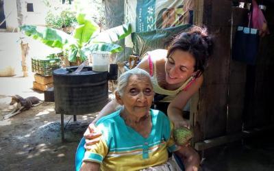 En Nicaragua me di cuenta de lo que significa cooperar