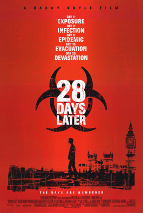 28 Days Later, de Danny Boyle