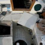 Engine room hatch
