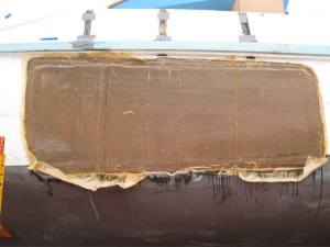 Dreadnought 32 Idle Queen hull repair