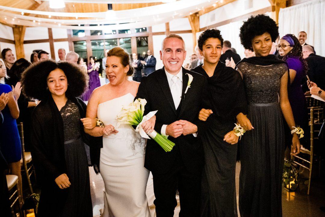 A Griggs Reservoir Wedding